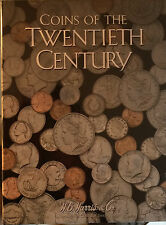 BRAND NEW-TYPE COINS OF THE 2OTH CENTURY FOLDER H.E. HARRIS & CO ALBUMN