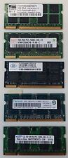 Assorted Major Brand 1GB SODIMM DDR2 PC2-5300 Laptop Memory (MB-DDR2-1GB-53