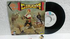 45T BO Giraya LP Vinyle Bernard Minet CD AB Kid Hits TF1 Club Dorothée Jiraya VF