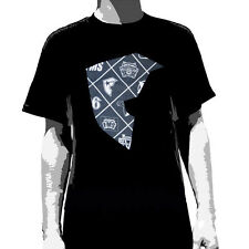 FAMOUS STARS AND STRAPS (Travis Barker) - Gridlock T-shirt - NEW - SMALL ONLY