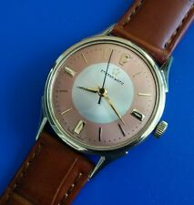 Exquisite Vintage Mans*ETERNA-MATIC* Self Winding 2Tone Dial, FULLY SERVICED!