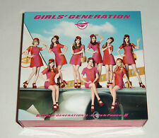 SNSD GIRLS' GENERATION II ~Girls&Peace~ JAPAN Deluxe First Limited CD+DVD+Goods