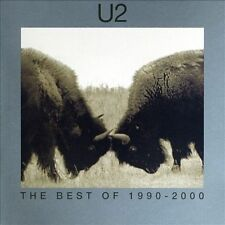 The Best of 1990-2000 [Bonus Tracks / DVD] [Limited] by U2 (CD 2002)  SEALED NEW