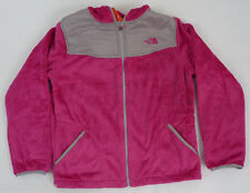 The North Face Girls KIDS Oso Hoodie Jacket Razzle Pink NWT $99 Size XL 18