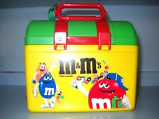 M&Ms Lunch Box with Flask
