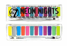 W7 Neon Nights Eyeshadow Palette - Halloween Party Gift