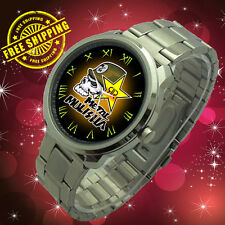 Monster METAL MULISHA Army Kawasaki DC Ken MMA Subaru No Fear Energy Rock Watch