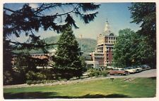The Homestead Hotel in Hot Springs, Virginia Bath County Chrome Postcard Unused