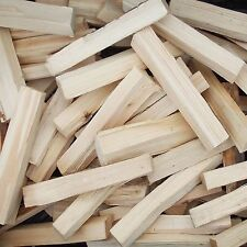 Anzündholz Anmachholz Anfeuerholz 100 Kg trocken Brennholz Feuerholz Kaminholz