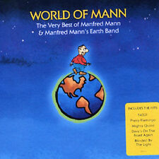 NEW World Of Mann: The Very Best Of Manfred Mann & Manfred Mann's... CD (CD)