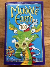 Muddle Earth,1st/1st. Signed By Paul Stewart And Chris Riddell.
