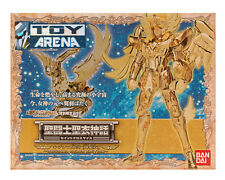 Saint Seiya Myth Cloth Cygnus Hyoga V4 God Cloth ORIGINAL COLOR EDITION Figure