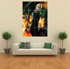 DRACO MALFOY HARRY POTTER NEW GIANT LARGE ART PRINT POSTER PICTURE WALL G838