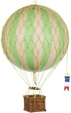 Authentic Models Hot Air Balloon Green Mobile 18cm