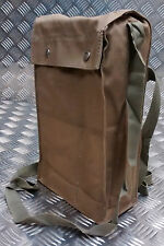 Genuine Vintage 1970`s / 80`s Army  Gas Bag / Shoulder / Compact Side Bag