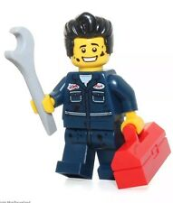 LEGO Collectible MiniFigure: Series 6: #15 - Mechanic (Sealed Pack!)