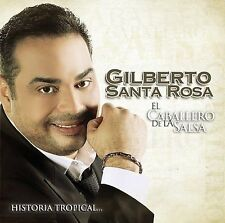 El Caballero de la Salsa by Gilberto Santa Rosa (CD, Feb-2009, Norte)