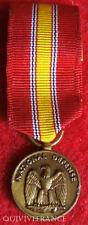 MIN240 - REDUCTION NATIONAL DEFENSE MEDAL USA