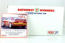 1:18 Kyosho Nissan Skyline GTR R32 Skaife / Richards 1992 Bathurst Winner