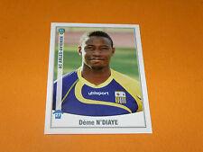 18 DEME N'DIAYE ACA ARLES AVIGNON PANINI FOOT 2011 FOOTBALL 2010-2011