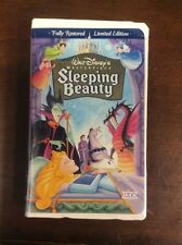 Sleeping Beauty VHS, 1997, Limited Edition