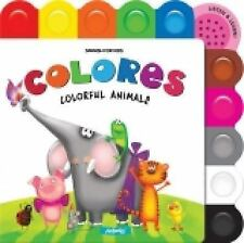 Spanish for Kids: Colores - Colorful Animals : Colorful Animals by AZ Books...