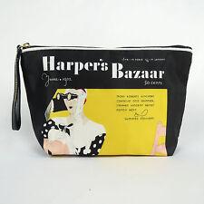 New! Estee Lauder Harper's Bazaar Cosmetic Makeup Bag Zipper Pouch