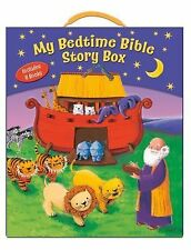 My Bedtime Bible Story Box: Includes 6 Books (Bible Story Time), Piper, Sophie,