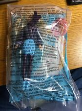 MIP McDonald's Happy Meal 2000 Barbie #18 CHIC BARBIE Single Toy Doll HAIR