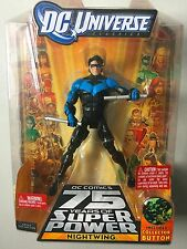 DC Universe Classics BLUE NIGHTWING Figure DCU Comics Batman