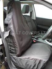 I-pour s'adapter à une lexus rc voiture, housses de siège, deluxe noir étanche, 2 fronts