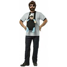 Alan Costume Adult Mens The Hangover Funny Halloween Fancy Dress