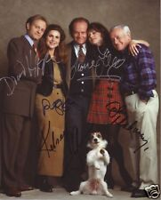 FRASIER CAST AUTOGRAPH SIGNED PP PHOTO POSTER 1