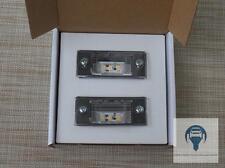 2x LED plaque d'immatriculation éclairage vw Golf v passat tiguan touareg CANBUS LED Module