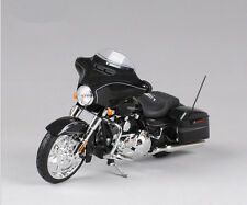 1:12 MAISTO HARLEY DAVIDSON STREET GLIDE SPECIAL  CRUISER MOTORCYCLE  MODEL TOY