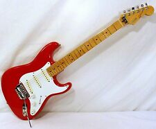 Fender Squier 27-4302 Contemporary Stratocaster Electric Guitar, MIJ, E7XXXXX