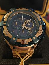 Invicta 21361 Reserve 56mm Thunderbolt Swiss Chronograph Gold 18k Bracelet Watch