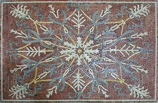 Carpet Rug Decor Floor Wall Art Marble Mosaic GEO1909