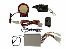 12V Compact 2 Way Alarm for Moto Guzzi Motorcycles Motorbikes Trike Quad Scooter