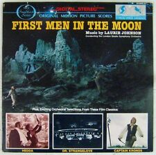 First man in the moon Dr Strangelove Hedda Captain Kronos 33tours Laurie Johnson