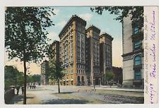 ORIGINAL HOTEL MAJESTIC, CENTRAL PARK WEST & 72ND ST. NYC