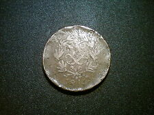 1814 FRANCE SIEGE D'ANVERS LOUIS XVIII 10 CENTS COIN TOKEN