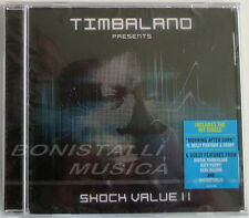 TIMBALAND Presents  SHOCK VALUE II - CD Sigillato