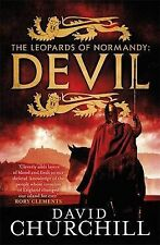 The Leopards of Normandy: Devil by David Churchill (Paperback, 2015)