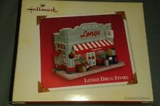 2006 Hallmark Ornament Longs Drug Store Limited Edition /3150 numbered