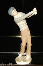 - CASADES PORCELLANA PERSONAGGIO giocatori di golf personaggi