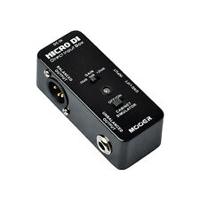 Mooer Micro Series - Micro DI - Direct Input Box Guitar / FX Pedal - BRAND NEW