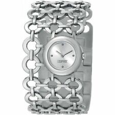 Esprit Etiquette Women's Watch Silver Dial, Silver Strap ES105872001 SECOND