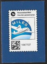 Canada Addressed Admail / Personalized Maill - AirMiles 2016 Cut square (dw879)
