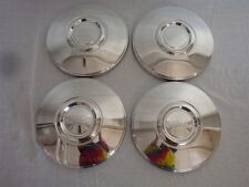 "Set of 4 NOS OEM Ford Crown Victoria Wheel Cover Hub Cap 11"" Police Dog Dish LTD"